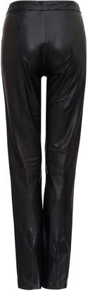FEDERICA TOSI Leather Pants
