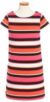 Kate Spade Toddler Girl's Bow Back Shift Dress
