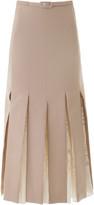 Gabriela Hearst Edith Midi Skirt