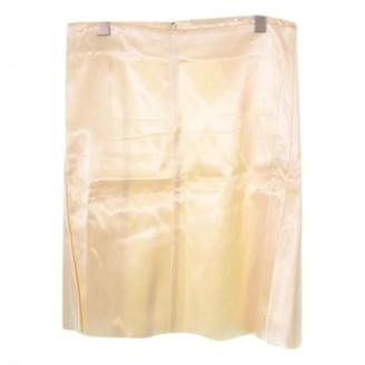Celine Ecru Skirt for Women