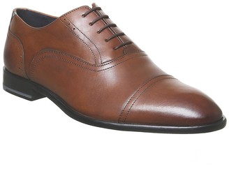 Ted Baker Circass Toecap Oxford Shoes Tan