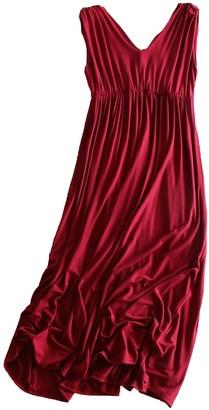 Goodnight Macaroon 'Summer' V-Neck Modal Cotton Sleeveless Midi Dress (5 Colors)