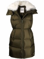 Thumbnail for your product : Yves Salomon Padded Down Coat