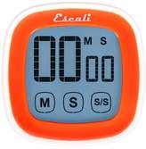 Escali Touch Screen Digital Timer
