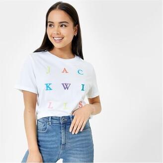 Jack Wills Falcon Graphic T-Shirt