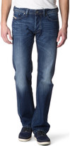 Diesel Larkee 08XR regular-fit straight jeans