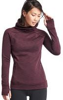 Gap Orbital fleece funnel neck pullover