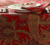 Pottery Barn Caroline Paisley Tablecloth