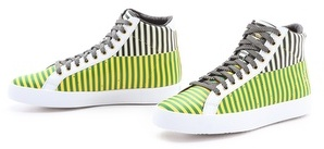 Opening Ceremony Adidas x Rod Laver Hi Sneakers