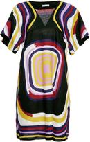 Tomas Maier Target Print Dress