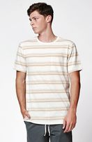 On The Byas Clifton Striped Pocket T-Shirt
