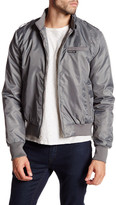 Members Only Flight Satin Iconic Racer Jacket