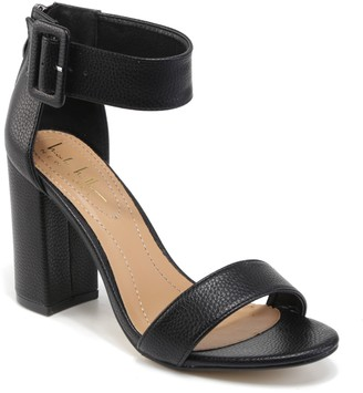 Nicole Miller Neaker Block Heel Sandal