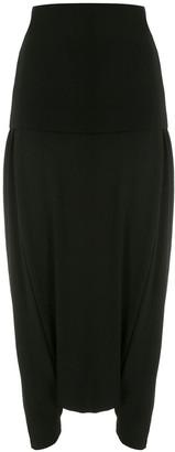 Uma | Raquel Davidowicz Georgia wool maxi skirt