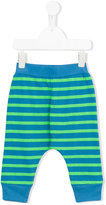 Stella McCartney striped trousers - kids - Cotton/Polyester - 9 mth