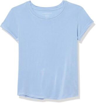 Majestic Filatures Women's Short Sleeve Semi-Relaxed T-Shirt