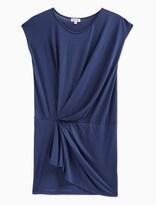 Splendid Girl Jersey Twist Dress