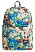 Loungefly Boy's Disney Toy Story Backpack - Blue
