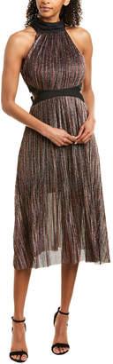 BCBGeneration Cutout Midi Dress