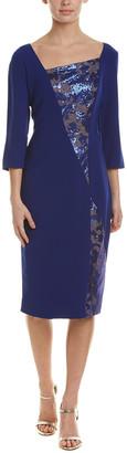 Rene Ruiz Collection Sheath Dress