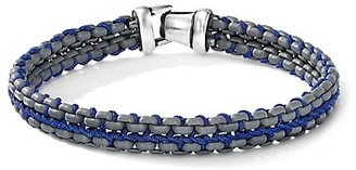 David Yurman Chain Woven Bracelet