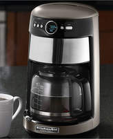 KitchenAid KCM1402ACS Architect 14 Cup Coffee Maker, Only at Macy's