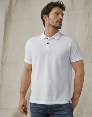 Belstaff LIMEHOUSE POLO White
