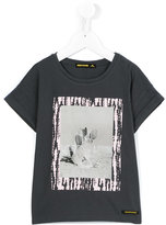 Finger In The Nose cactus print T-shirt - kids - Cotton - 8 yrs