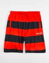 Asphalt Yacht Club Big Stripe Mens Shorts