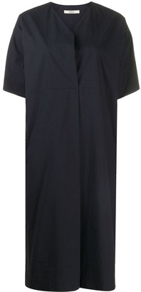 Odeeh V-neck shift dress