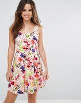 Louche Garnet Floral Dress
