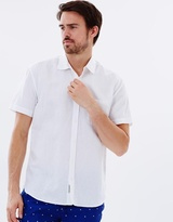 Staple Short Sleeve Linen Shirt