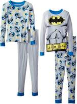 Batman Big Boys' 2 For 1 Cotton Set, Multi