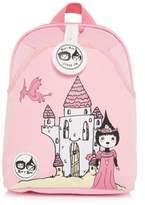 Babymel BabymelTM Zip & Zoe Castle Zoe Mini Backpack in Pink