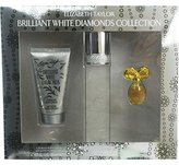 Elizabeth Taylor Brilliant White Diamonds for Women-3 Pc Gift Set 1.7-Ounce EDT Spray, 1.7-Ounce Luxurious Body Lotion, 3.7ml White Diamond Parfum