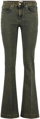 L'Autre Chose Boot-cut Jeans