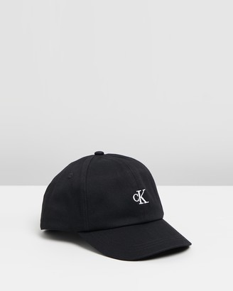 Calvin Klein Jeans Monogram Baseball Cap - Kids-Teens