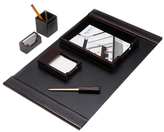 Bey-Berk Desk Set (6 PC)