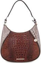 Brahmin Amira Pecan Antonia Medium Shoulder Bag