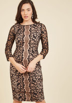 Dashing Done Well Lace Dress in 10