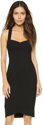 Black Halo Women's Lopez Halter Cocktail Dress