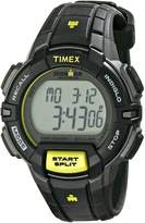 Timex Women's T5K809 Ironman Rugged 30 Mid-Size Resin Strap Watch