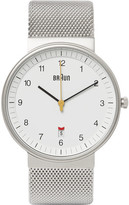 Braun Bn0032 Stainless Steel Watch