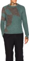 Kolor Color Block Sweater