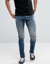 Quiksilver Zeppelin Skinny Jeans