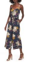 Leith Women's Floral Jumpsuit