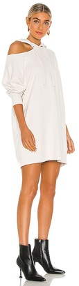 LnA x REVOLVE Lion Hoodie Sweatshirt Dress