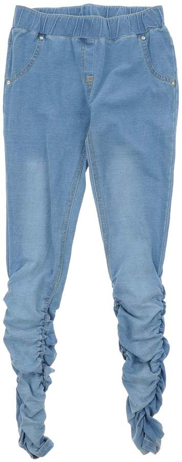 Mirtillo Denim pants - Item 42464474