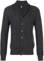 Eleventy V neck cardigan - men - Virgin Wool - S