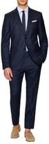 John Varvatos Austin Wool Notch Lapel Suit